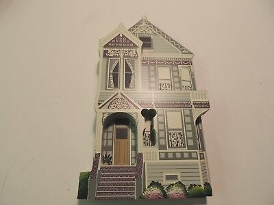 Sheila's Collectibles Houses Edwardian Green San Francisco California 1995