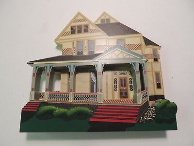 Sheila's Collectibles Houses Handford-Terry House Batesville Arkansas 1996