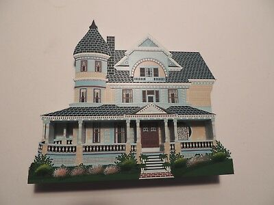 Sheila's Collectibles Houses Queen Anne Mansion 1891 Eureka Springs Arkansas '96