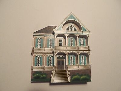 Sheila's Collectibles Houses Reymershoffer Home Galveston Texas 1995