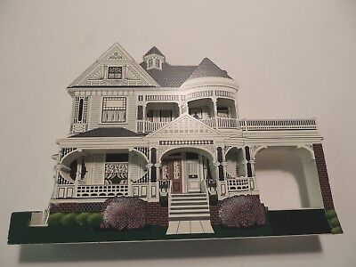 Sheila's Collectibles Houses Shepard House Mobile Alabama 1996