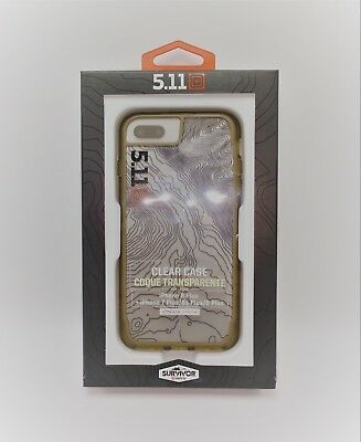 6adf335c44e259 GRIFFIN SURVIVOR STRONG Impact Protection Case For iPhone X - Clear ...