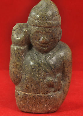 Old hardstone  Asian carving