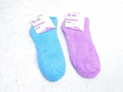 Aloe Infused Moisturizing Sock Soft & Plush Body Benefits by Body Image 7054