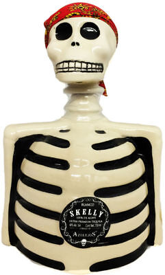 SKELLY BLANCO 750ml 40% tequila