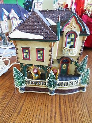 EXCELLENT O'WELL LE HEARTLAND VALLEY VILLAGE VICTORIAN HOUSE in the original box