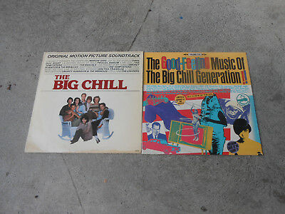 The Big Chill-Ost-The Big Chill Generation!-2 Lp's-Vinyl-Motown-Compilation