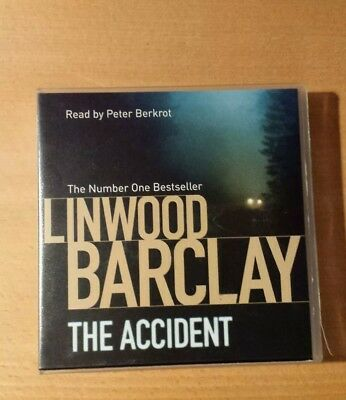 The Accident by Linwood Barclay (CD-Audio, 2011)