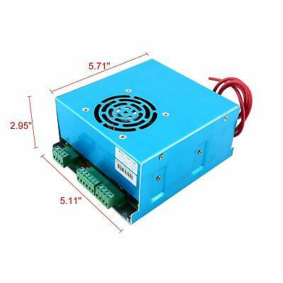 40W CO2 Laser Power Supply Engraver Engraving Cutter Machine  AC 220V HOT AUSHIP