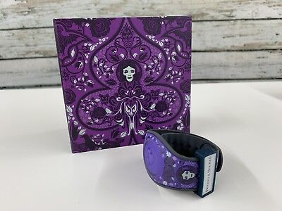 NEW Disney Dooney And Bourke Haunted Mansion Madame Leota Magicband 2 Magic Band