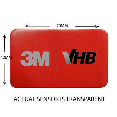 Mercedes Cls W219 (04 - 10) Windscreen Rain Light Sensor Adhesive Pad