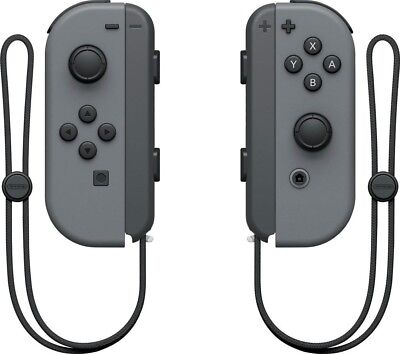 Nintendo Switch Joy-Con (L/R) Set de Dos Mandos - Gris