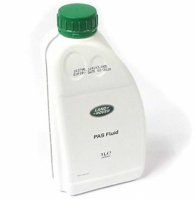Land Rover Freelander 2 New Genuine PAS Power Steering Fluid Oil LR003401 (1L)