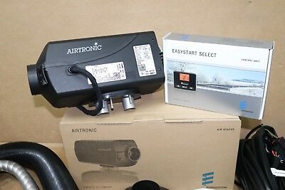 Eberspacher Espar D2 Airtronic 12v Diesel Air Heater FULL set