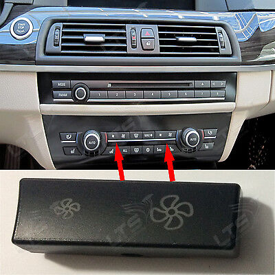 BMW 5, 6, 7, Series Heater Climate Air Conditioning Control Buttons