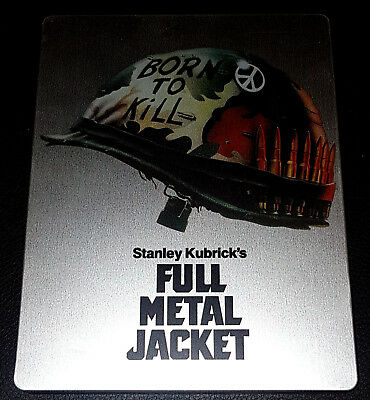 FULL METAL JACKET (CA)Steelbook Blu-ray inkl. deutscher Disc