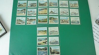 24 Jersey Past and Present 3. Series Zigarettenkarten Cigarette Cards  Alb-263