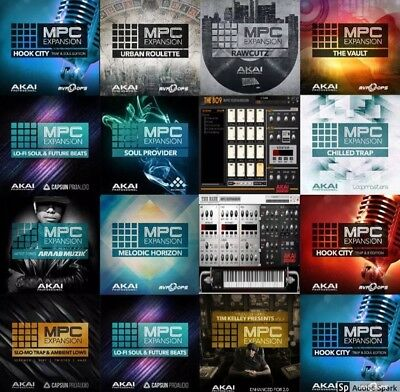 Akai Mpc Expansions