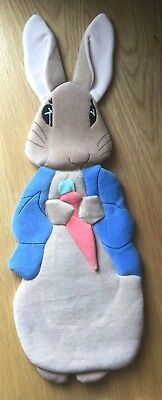 THREE  Beatrix Potter's Soft Bodied Characters for Nursery etc.