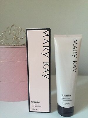 Mary Kay TimeWise 3 in 1 Cleanser & Age Fighting Moisturizer Mischhaut Set