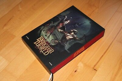 DUNGEON WORLD ++ System Matters Verlag ++ Limited Deluxe Edition