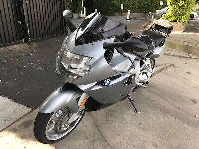 2005 BMW K-Series  BMW K-1200 S ABS Runs Killer, Radar/Laser, Lots of Mods, Granite Grey