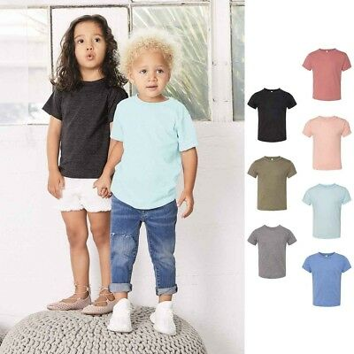 Bella + Canvas Toddler Triblend Short Sleeve Tee - 3413T