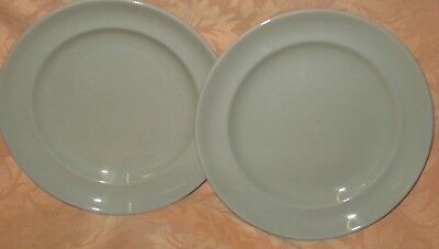 "2 x Vintage 1960's Spode Flemish Green 7.5"" Side Plates - more available"