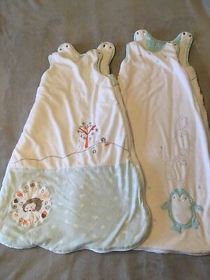 Pair of Grobags 6-18 Months 3.5 Tog