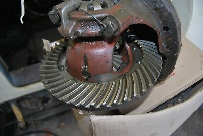 Land Rover Serie 2, 2a,3 Differential