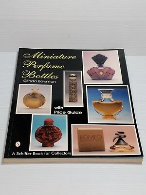 Miniature Glass Perfume Bottles Collector Price Guide - Glinda Bowman