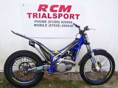 sherco st 300 2016 trials bike GREAT CONDITION £3195 FINANCE AVAILABLE