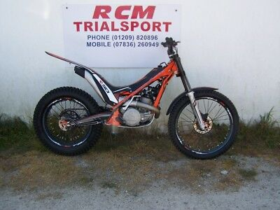 Scorpa 300 / 250 2017 Trials Bike Great Condition Factory Spec Ohlins Tech Forks