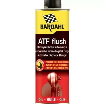 BARDAHL  ATF Flush flushing the oil system of automatic transmissions 300ml