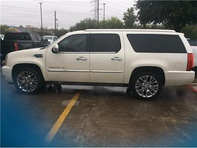 2011 Cadillac Escalade Premium White Diamond Clearcoat Cadillac Escalade ESV with 55,375 Miles available now!