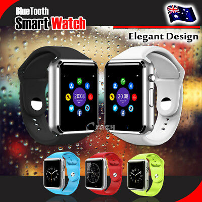 Bluetooth Smart Wrist Watch Phone Mate For Android Samsung HTC