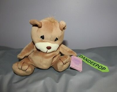 Enesco Tender Tails Bear Stuffed Animal 35274 With Tag