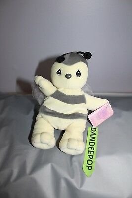 Enesco Tender Tails Bee Stuffed Animal 18059-1 With Tag
