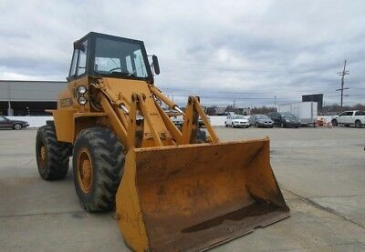 Case W18 Articulated Wheel Pay Loader Dozer Tractor Bob Cat Diesel Snow Plow