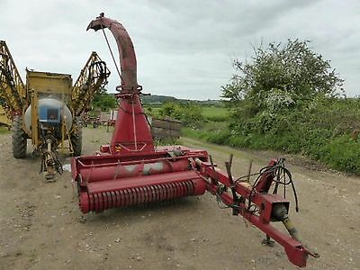 JF Stoll FCT 1100 Forage Harvester -  Parts Manual