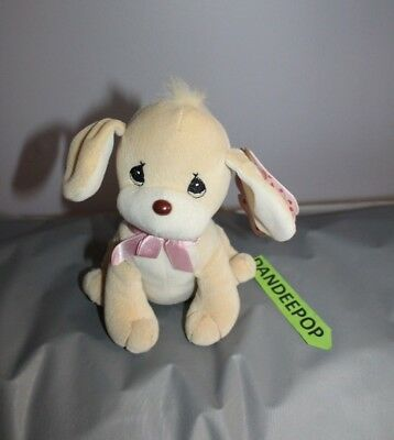 Enesco Tender Tails Tippy Special Limited Edition Stuffed Animal 477869 With Tag