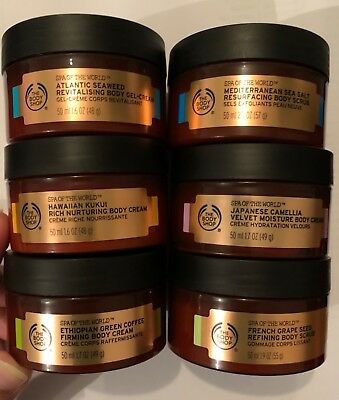 The Body Shop Spa Of The World set
