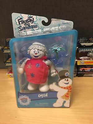 Frosty The Snowman Forever Fun Crystal Figure NIP 2010