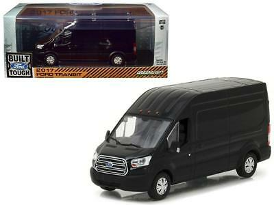 2017 Ford Transit LWB High Roof Oxford BLACK 1/43 Diecast model new