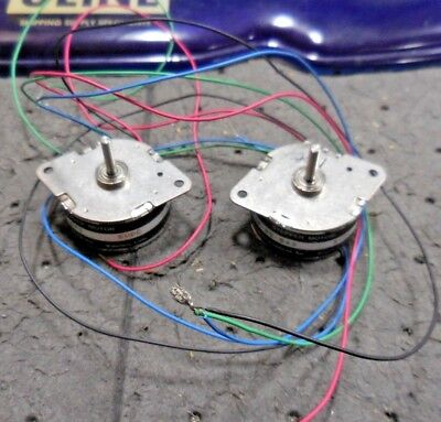 Haydon Switch 36440-05-043 Stepper Motor (5VDC, 4.6W) Lot of 2