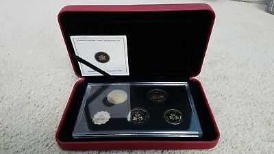 Canada 2006 10th Anniversary of the 2-Dollar Coin Test Token Set (Toonie)