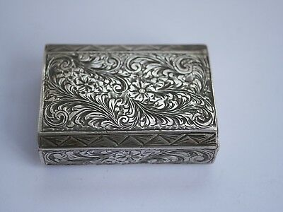 Metal Detecting Find ,,800 Silver Box,,