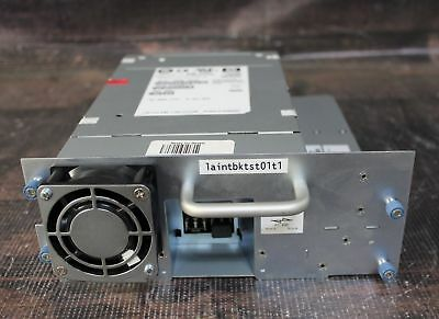 HP AJ042A 453907-001 LTO-4 ULTRIUM FC TAPE DRIVE BRSLA-LTOFH-DC Tested
