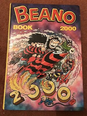The Beano Book - 2000 (Annual) - Hardcover - 8 Sep 1999