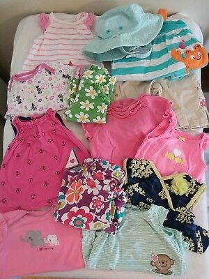 Lot Of Baby Girl Clothes 3 Months